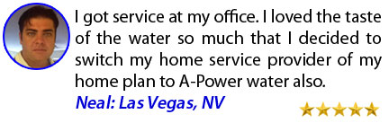 las vegas alkaline water home delivery service